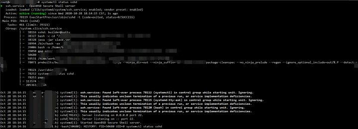 解决Ubuntu 18.04 su work 用户切换慢的问题
