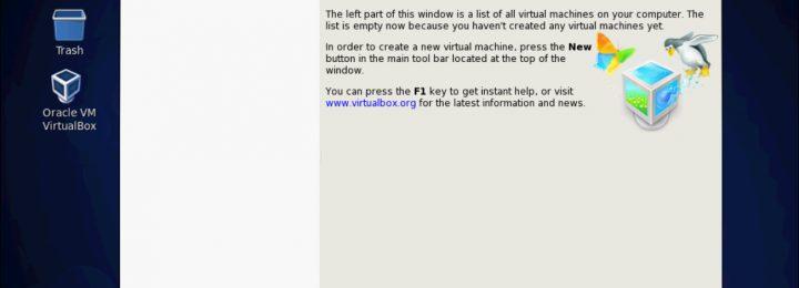 CentOS 6.3 桌面安装、配置本地yum源及安装VirtualBox